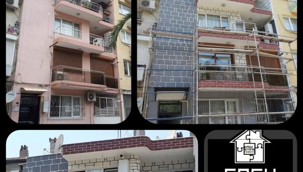 İzmir Doğal Taş Sıva Easystone